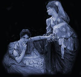 Picture - A scene from Antony and Cleopatra
