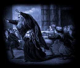 Shylock After The Trial - The Merchant of Venice